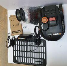 Worx wr102si.1 Tondeuse-Robot Landroid,20 V,Noir Orange,450 Qm ,Projet V08938