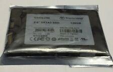 """Transcend 128GB Internal 2.5"""" (TS128GSSD420K) Wide Temperature Range SSD  - New"""