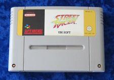 Street Racer, SNES Super Nintendo Spiel