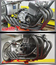 Honda CB750 SOHC (69-78) Gasser Exhaust  . Cycle X, Chopper, Custom, Bobber,