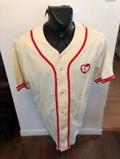 MENS LARGE Baseball Jersey TY THE ORIGINAL BEANIE BABIES