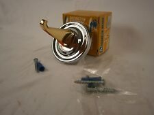 Franklin Brass 2701PCPB Americana Single Robe Hook Polished Chrome/Brass 694D