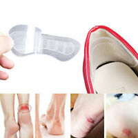 Silicone Heel Grip Liner Grips - Avoid Heel Abrasion & Blister - Foot Care - UK