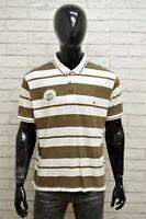 Polo Maglia Uomo CAMEL ACTIVE Maglietta Shirt Man Taglia XL Manica Corta Cotone