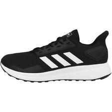 Adidas Duramo 9 Men Herren Laufschuhe Schuhe Freizeit Sport Sneaker black BB7066