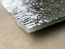 Sample Thermal insulation pad double sided  thickness 5 mm, with Aluminum foil