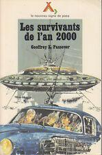 C1 PASSOVER FERNEY Les SURVIVANTS DE L AN 2000 Signe de Piste 1977 GOURLIER
