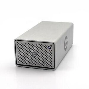 G-Technology G-RAID Festplattengehäuse Thunderbolt 2 USB 3.0 - ohne HDDs