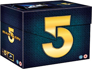BABYLON 5 COMPLETE SERIES + 5 MOVIES + CRUSADE + LOST TALES DVD BOXSET New R4