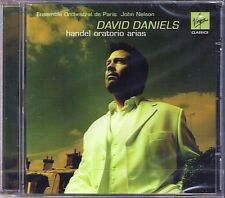David Daniels: Commerce Oratorio Arias Saul Belshazzar messaiah Semele Theodora CD