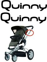 2x Quinny Buzz  Zapp Replacement Chassi Stickers colour