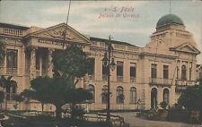 BRAZIL SAO PAULO PALACIO DO GOVERNO N° 4 ED. RICCI & MALUSARDI 5155