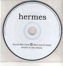 (CQ377) Hermes, Anyone Who Cares - DJ CD