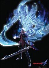 *NEW* Devil May Cry 4 Nero Devil Trigger Fabric Poster