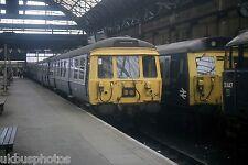 British Rail 303041 Manchester Piccadilly 1986 Rail Photo