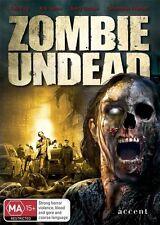 Zombie Undead (DVD, 2013)