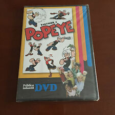 POPEYE VOUMEN 3 - PUBLICO INFANTIL - DVD PAL MULTIZONA - SLIMCASE - NEW NUEVA