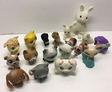 Littlest Pet Shop Lps Authentic Lot Of 9 Rare (2004/2005) More Animals Figures