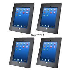 Pyle PSPADLKW5 Anti-Theft Kiosk Multi Mount Stand for iPad 2/3/4 & iPad (QTY 4)