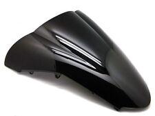 Bulle double courbe HONDA VFR800 VTEC 2002 - 2012 NOIR WINDSCREEN
