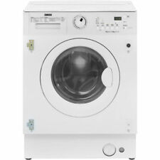 Zanussi ZWT7142WA Fully Integrated 7kg Wash 1400rpm Washer Dryer-White