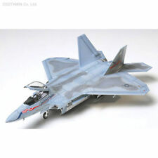 Tamiya 60763 New 1/72 Lockheed Martin F-22 RAPTOR Stealth Fighter Rare fromJapan
