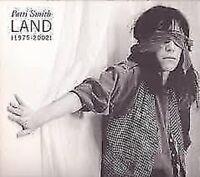 Smith, PATTI - Land (1975-2002) NUOVO CD