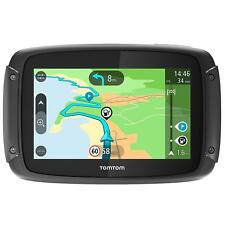 TomTom Rider 420 GPS Navigation Motorcycle Sat Nav with Lifetime Europe Maps