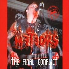 The Meteors : The Final Conflict CD (2008) ***NEW***