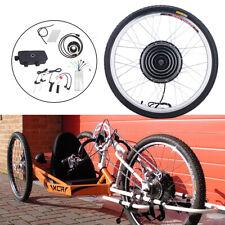 Eléctrica 36V 500W con Controlador de Modo Dual Kit de Conversión de Bicicleta