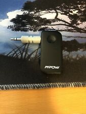 MBR1 Mpow Bluetooth 4.0 Music Receiver Streambot Mini Bluetooth Car Aux