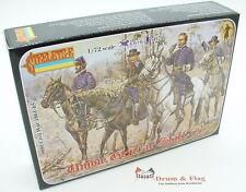 Strelets Set 80 - Union General Staff #(2) - American Civil War - 1/72 scale