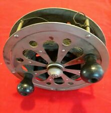 New listing Vintage Pflueger Salmon -Sal-Trout Fly Fishing Huge Antique 1558 Reel