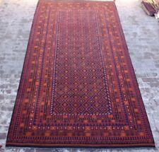 AFGHAN PERSIAN HANDMADE RUG (493 x 273 CM) FLAT WEAVE WOOL OLD KILIM RUG TRIBAL