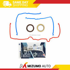 Timing Cover Gasket Fit 96-11 Ford Lincoln Mercury 4.6 TRITON 2-Valve 3-Valve