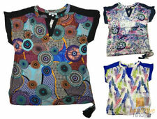 Viscose Unbranded Machine Washable Regular Tops & Blouses for Women