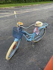 NEW Huffy Nel Lusso 26 inch Cruiser Bike - Blue
