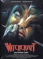 WITCHCRAFT..Dvd & Mediabook !
