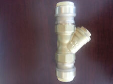 OUTDOOR WOOD FURNACE BOILER Y STRAINER 1""