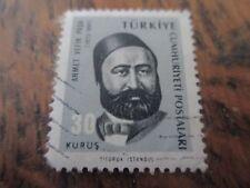 1 timbre turkiye AHMET VEFIK PASA