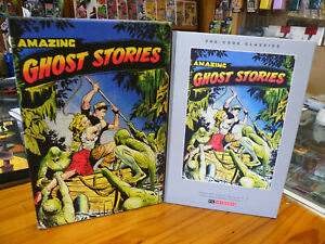PS ARTBOOKS, AMAZING GHOST STORIES, SC HC 1ST ED. 2020