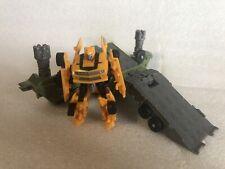 Transformers DotM Bumblebee Mobile Battle Bunker Action Set Hasbro 2011