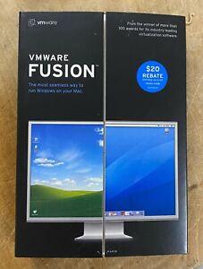 VMWARE FUSION for MAC NEW IN BOX