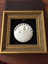 Margaret Furlong Heaven and Earth Roundel Framed