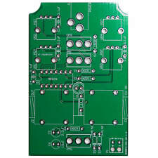 4093 Chaos NAND Handheld PCB - LoFi Drone Synthesizer