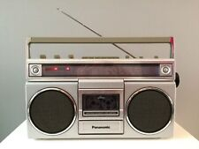 BOOMBOX PANASONIC RX-5012LS REVISED IN VERY GOOD CONDITION belts new