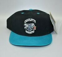 Charlotte Hornets NBA G-Cap GCC Vintage 90s YOUTH Snapback Cap Hat - NWT