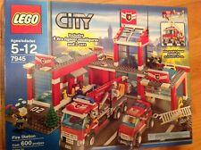 LEGO Fire Station NIB (7945)