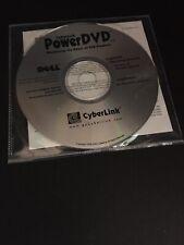 Dell CyberLink PowerDVD 4.0.12C Windows XP/2000 SP2 DVD