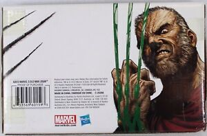 MARVEL UNIVERSE SDCC NYCC EXCLUSIVE OLD MAN LOGAN ACTION FIGURE MISB WOLVERINE